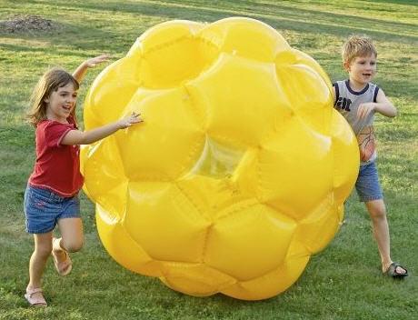 Plastiball Gigaball Giga Ball Googooball Footsieball Zorb